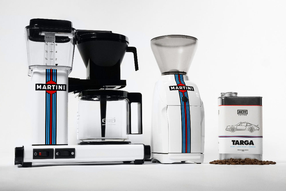 DRIVE COFFEE - Grinder, Martini Edition