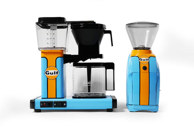 DRIVE COFFEE - Grinder, Gulf Edition