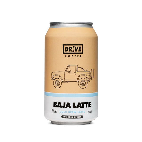 DRIVE COFFEE - BAJA Ford Bronco