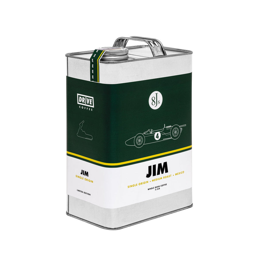 DRIVE COFFEE - JIM, Lotus 25, 3.5 LBS