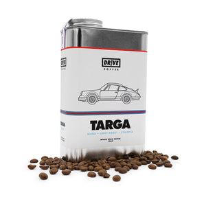 DRIVE COFFEE - TARGA, Porsche 911 RSR, Full Bean Upside