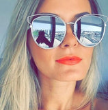 Own It - Reflective Sunglasses