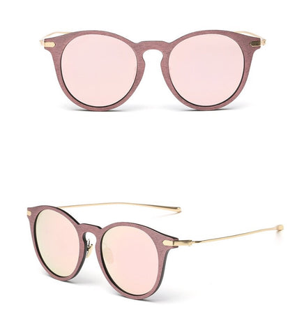 The 50 Shades Sunglasses - Pink Rose