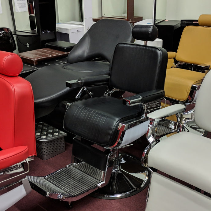 Barber Chair 31905 BLK