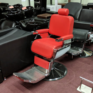 Barber Chair 31905 RED