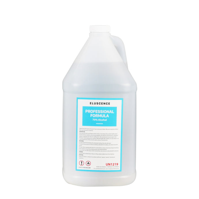 Isopropyl Alcohol 70% - 1 Gallon (3.78 Litres) Bottle
