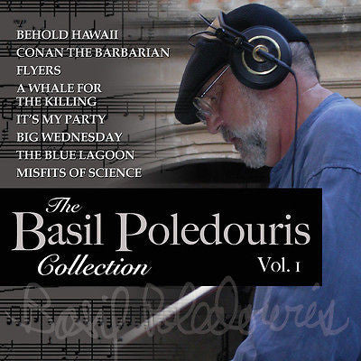 BASIL POLEDOURIS COLLECTION - Original Soundtracks and scores