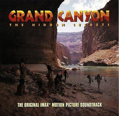 Grand Canyon-The Hidden Secrets: Original Soundtrack by Bill  Conti