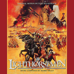 The Lighthorsemen-Original Soundtrack Recording by Mario Millo (2016 Reissue)
