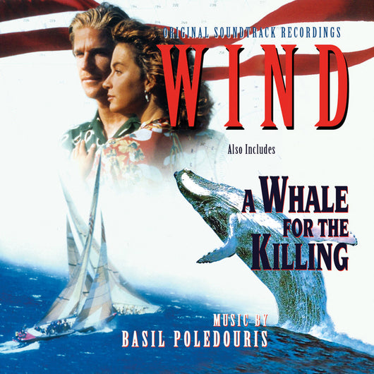 Wind / A Whale For The Killing-Original Soundtracks by Basil Poledouris