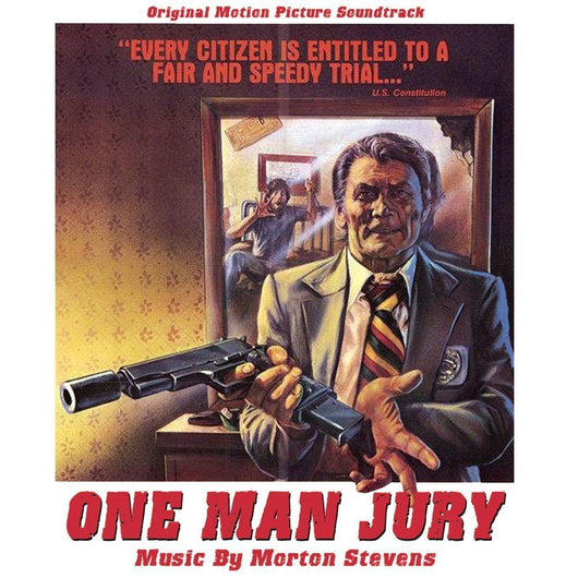 One Man Jury-Original Soundtrack by Morton Stevens
