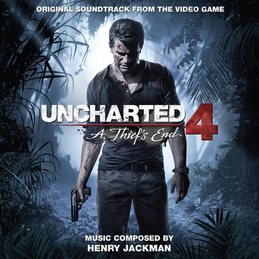UNCHARTED 4: A THIEF'S END: LIMITED EDITION soundtrack by Henry Jackson