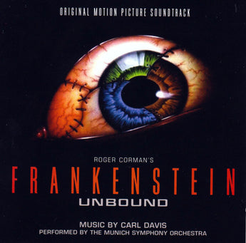 FRANKENSTEIN UNBOUND - Original Soundtrack by Carl Davis