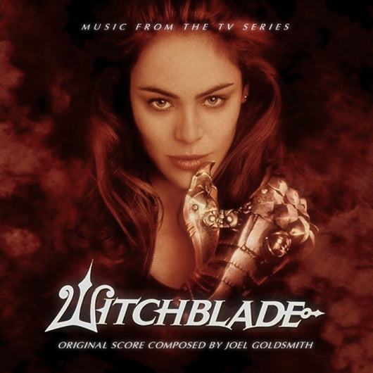 Witchblade-Original Soundtrack Recording by Joel Goldsmith