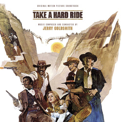 Take A Hard Ride-Complete Original Soundtrack Recording by Jerry Goldsmith