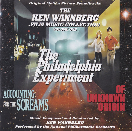 THE PHILADELPHIA EXPERIMENT, ACCOUNTING FOR THE SCREAMS & OF UNKNOWN ORGIN
