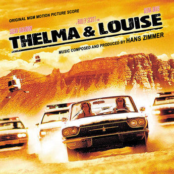 THELMA & LOUISE - Original Soundtrack by Hans Zimmer