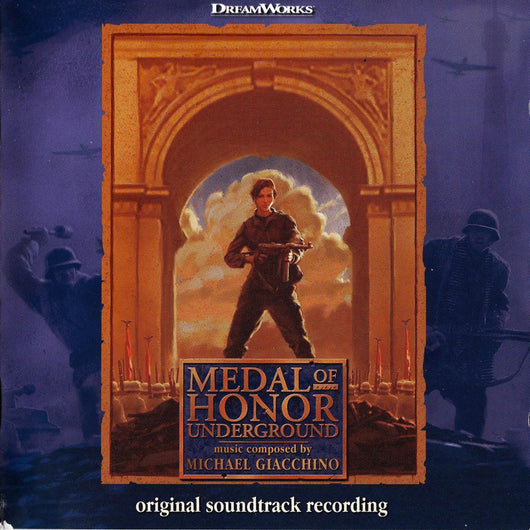 MEDAL OF HONOR: UNDERGROUND-Original Videogame Soundtrack  by Michael Giacchino