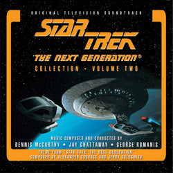 STAR TREK: THE NEXT GENERATION COLLECTION - VOLUME 2 - Original Soundtracks
