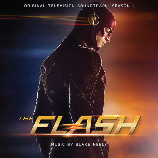 THE FLASH-SEASON #1: Original Soundtrack Recording by Blake Neely