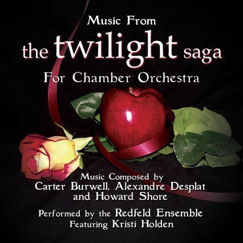 MUSIC FROM THE TWILIGHT SAGA FOR CHAMBER ORCHESTRA