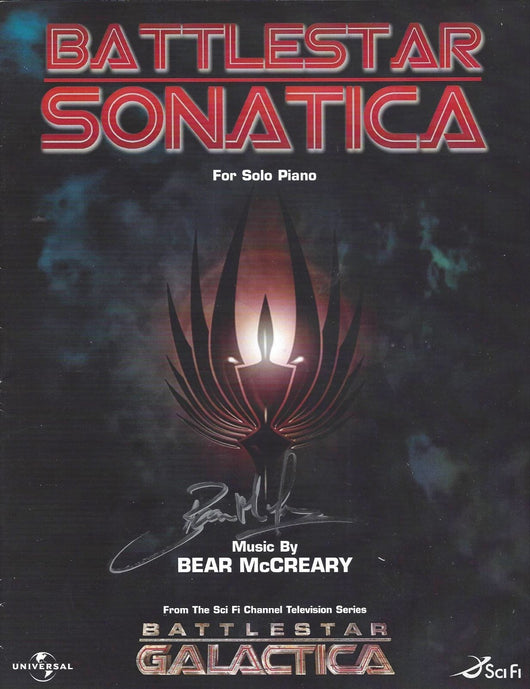 BATTLESTAR SONATICA by Bear McCreary from BATTLESTAR GALACTICA