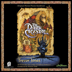Dark Crystal-2 CD Set: Original Soundtrack Recording by Trevor Jones