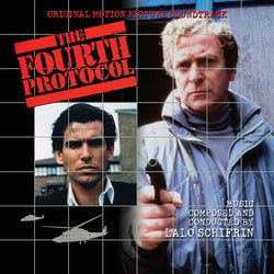FOURTH PROTOCOL, THE - Original Soundtrack by Lalo Schifrin