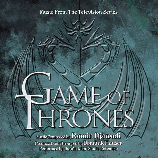 Game of Thrones-Music from the TV Series by Ramin Djawadi