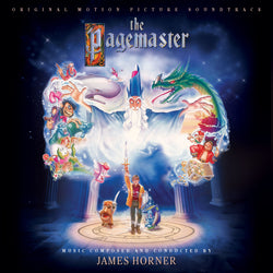 Pagemaster-Expanded Original Soundtrack Recording by James Horner