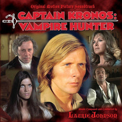 CAPTAIN KRONOS: VAMPIRE HUNTER - Original Soundtrack by Laurie Johnson