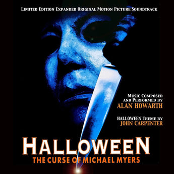 HALLOWEEN-THE CURSE OF MICHAEL MYERS -Expanded Original Soundtrack (2-CD SET)