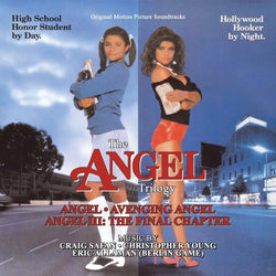 Angel Trilogy-Original Soundtracks from ANGEL, AVENGING ANGEL & ANGEL 3