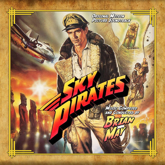 SKY PIRATES - Original Soundtrack by Brian May