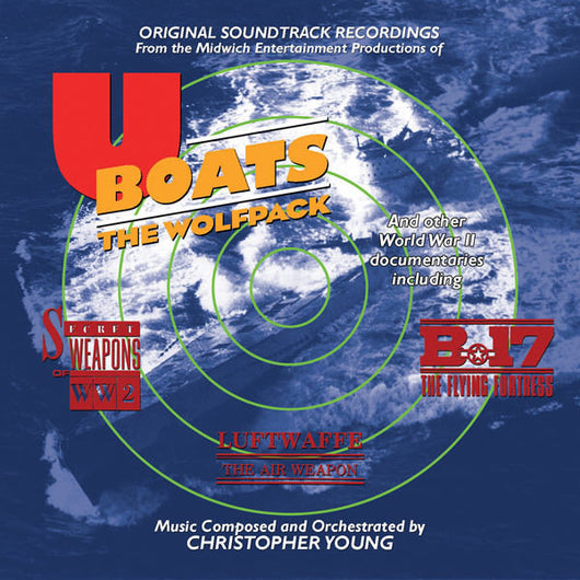 U-BOATS: THE WOLFPACK - Original Soundtrack by Christopher Young