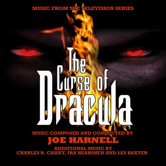 Curse of Dracula-Original Soundtrack Recording by Joe Harnell and Les Baxter (2 CD SET)