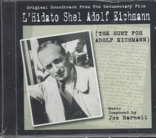 Hunt for Adolf Eichmann-Original Soundtrack by Joe Harnell (2-CD Set)