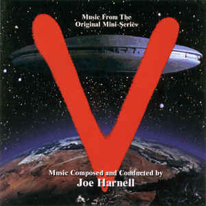 V-Original Soundtrack to the Television Mini Series: Music by Joe Harnell