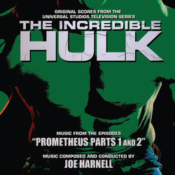 Incredible Hulk: Prometheus Pts 1 & 2-Original Soundtrack by Joe Harnell