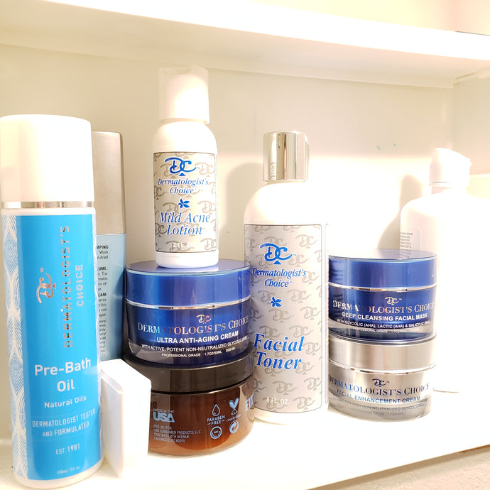 Why you should ditch the generic beauty store for a dermatologist-founded derm store.