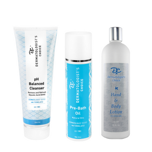 Holiday Gifts : Be Bright Dry Skin Body Kit