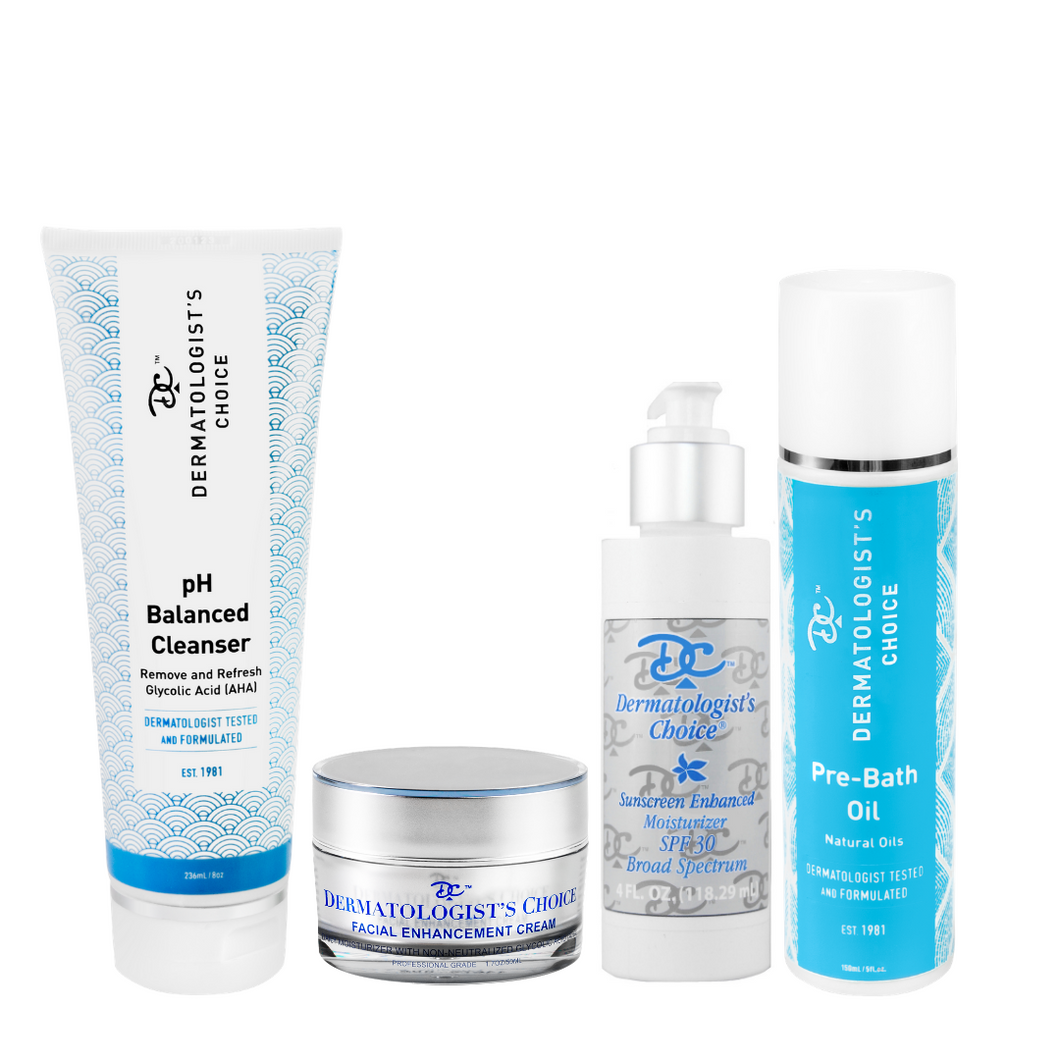 Sensitive Skin Daily Facial Kit