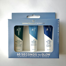 "Load image into Gallery viewer, Stocking Stuffers: 60 Seconds to Glow ""The Essentials"" Travel Kit"
