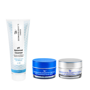Deep Cleansing Facial Treatment Kit