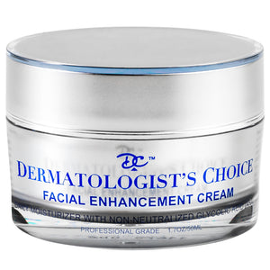 Facial Enhancement Cream mild Glycolic daily moisturizer