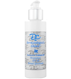 Sunscreen Enhanced Moisturizer SPF 30
