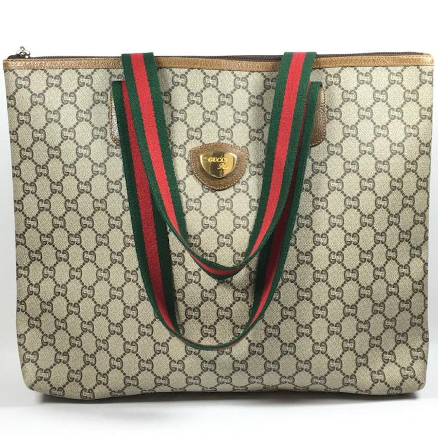 ac6910335a3d Authentic Gucci Plus Tote Bag – Spade Creations