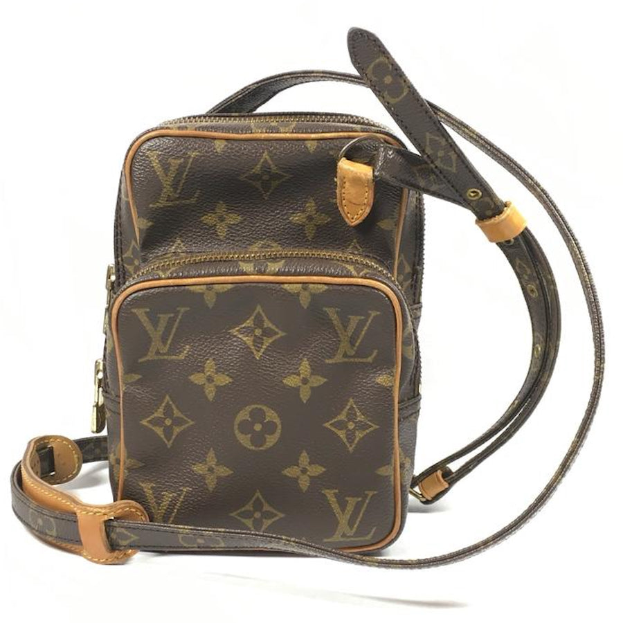 06f74206d2eb Authentic Louis Vuitton Mini Amazon Crossbody Bag – Spade Creations