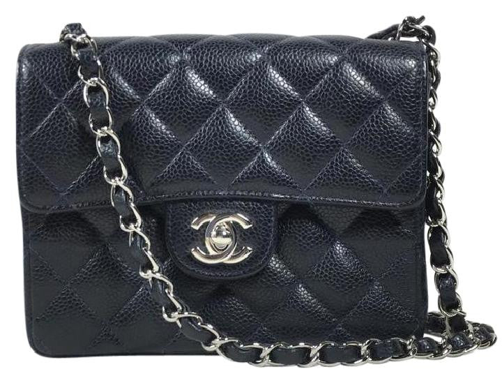 Chanel Caviar Leather Shoulder Bag (NEW) – Spade Creations 0848edb5236f1