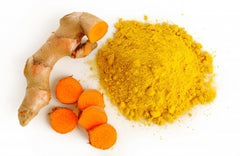 Turmeric can be used to prevent and reduce inflammation in cats and dogs